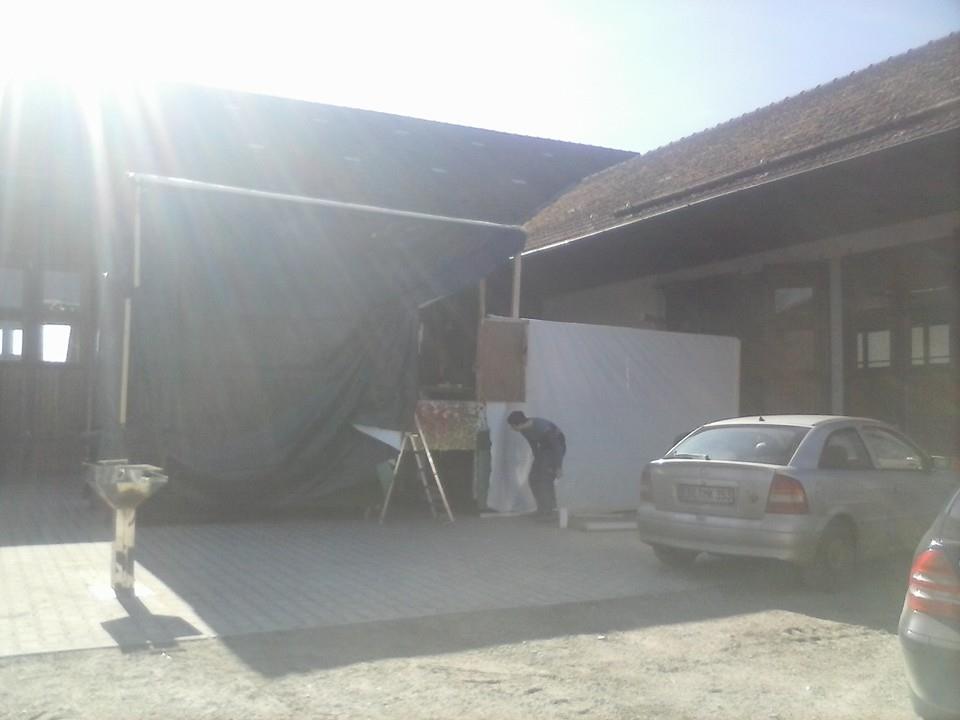 Faschingswagen 2014
